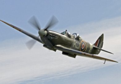 Veteraner flyr Spitfire igjen