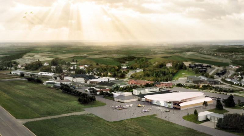 Luftfartøyvernsenter