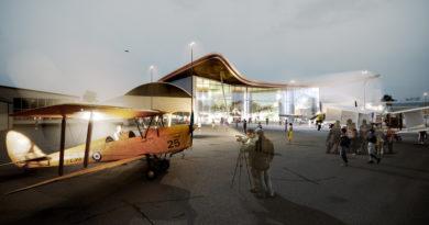 Riksantikvaren vil frede Kjeller flyplass